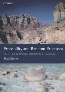 Probability and Random Processes (Paperback)-cover