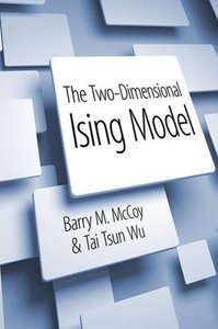 The Two-Dimensional Ising Model, 2/e (Paperback)-cover