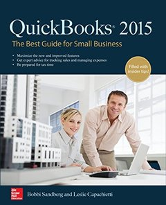 QuickBooks 2015: The Best Guide for Small Business Paperback-cover