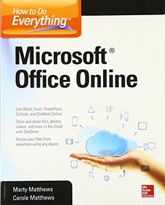 How to Do Everything: Microsoft Office Online Paperback-cover