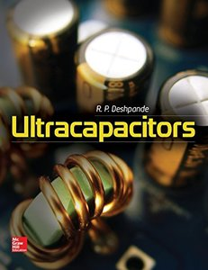 Ultracapacitors Hardcover-cover