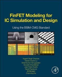 FinFET Modeling for IC Simulation and Design: Using the BSIM-CMG Standard (Hardcover)-cover