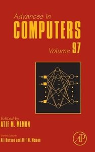 Advances in Computers, Volume 97 Hardcover-cover