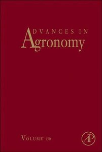 Advances in Agronomy, Volume 130-cover