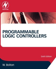 Programmable Logic Controllers, 6/e (Paperback)-cover