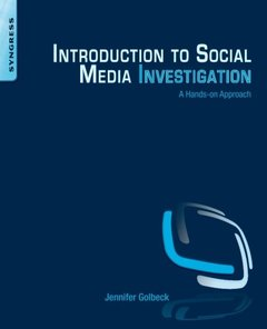 Introduction to Social Media Investigation: A Hands-on Approach (Paperback)-cover
