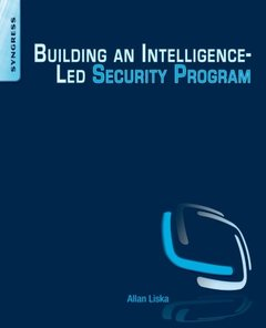 Building an Intelligence-Led Security Program Paperback-cover