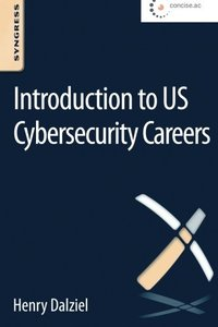 Introduction to US Cybersecurity Careers Paperback-cover