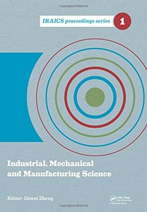 Industrial, Mechanical and Manufacturing Science (IRAICS Proceedings) Hardcover-cover