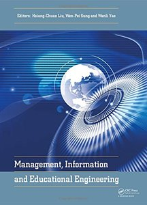 Management, Information and Educational Engineering Hardcover-cover