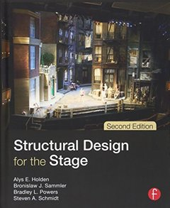 Structural Design for the Stage Hardcover