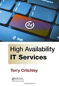 High Availability IT Services Hardcover-cover