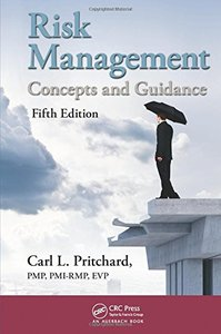 Risk Management: Concepts and Guidance, Fifth Edition Hardcover-cover