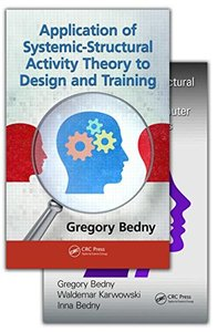 Self-Regulation in Activity Theory: Applied Work Design for Human-Computer and Human-Machine Systems Hardcover