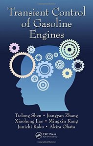 Transient Control of Gasoline Engines Hardcover