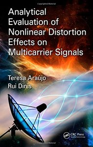 Analytical Evaluation of Nonlinear Distortion Effects on Multicarrier Signals Hardcover