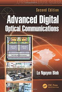 Advanced Digital Optical Communications, Second Edition (Optics and Photonics) Hardcover-cover