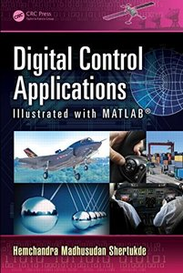 Digital Control Applications Illustrated with MATLAB𦲷 Hardcover-cover