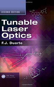 Tunable Laser Optics, Second Edition Hardcover-cover