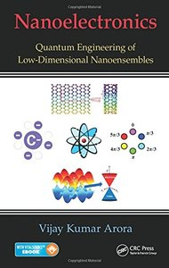 Nanoelectronics: Quantum Engineering of Low-Dimensional Nanoensembles Paperback-cover