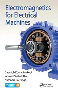 Electromagnetics for Electrical Machines Paperback-cover