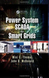 Power System SCADA and Smart Grids Hardcover-cover