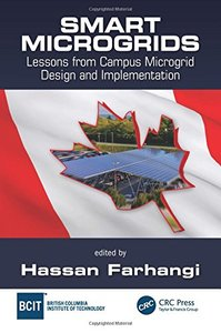 Smart Microgrids: Lessons from Campus Microgrid Design and Implementation Hardcover-cover