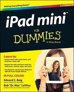 iPad mini For Dummies Paperback-cover