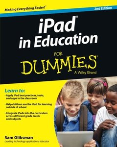 iPad in Education For Dummies Paperback-cover
