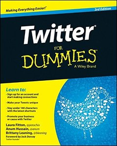 Twitter For Dummies Paperback
