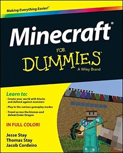 Minecraft For Dummies Paperback