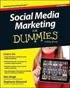 Social Media Marketing For Dummies Paperback 3/e-cover