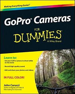 GoPro Cameras For Dummies Paperback-cover