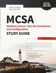 MCSA Windows Server 2012 R2 Installation and Configuration Study Guide: Exam 70-410 Paperback-cover
