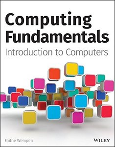 Computing Fundamentals: Introduction to Computers Paperback-cover