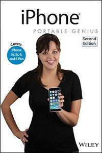 iPhone Portable Genius Paperback-cover