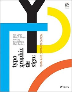 Typographic Design: Form and Communication Paperback-cover