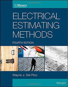 Electrical Estimating Methods (RSMeans) Paperback-cover