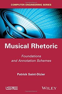 Musical Rhetoric: Foundations and Annotation Schemes(Hardcover)-cover