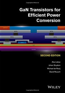GaN Transistors for Efficient Power Conversion Hardcover-cover