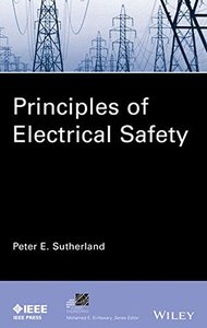 Principles of Electrical Safety (IEEE Press Series on Power Engineering) Hardcover