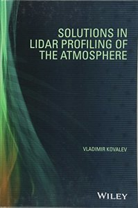 Solutions in LIDAR Profiling of the Atmosphere Hardcover-cover