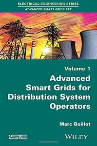 Advanced Smartgrids for Distribution System Operators Hardcover-cover