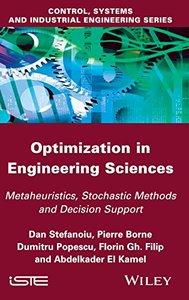 Optimization in Engineering Sciences: Approximate and Metaheuristic Methods (Control, Systems and Industrial Engineering) Hardcove-cover