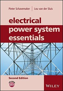 Electrical Power System Essentials Hardcover-cover