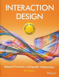 Interaction Design: Beyond Human-Computer Interaction, 4/e (Paperback)-cover