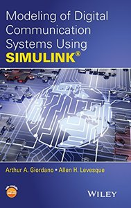 Modeling of Digital Communication Systems Using SIMULINK (Hardcover)-cover
