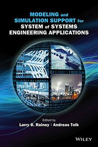 Modeling and Simulation Support for System of Systems Engineering Applications Hardcover-cover