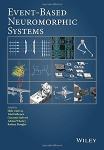 Event-Based Neuromorphic Systems Hardcover-cover