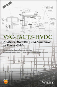 VSC-FACTS-HVDC: Analysis, Modelling and Simulation in Power Grids-cover